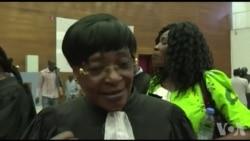 """Perpétuité pour Habré : """"message aux dictateurs et tournant pour l'Afrique"""" déclare Jacqueline Moudeina (vidéo)"""
