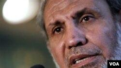 محمود الزهار، از رهبران ارشد حماس