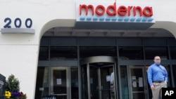 Sjedište kompanije Moderna u Cambridgeu u Massachusettsu.