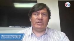 Bitcoin El Salvador economista Rommel Rodríguez