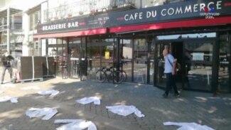 Ֆրանսիայում ռեստորանները յուրօրինակ կերպով բողոքում են դեռևս փակ մնալու որոշման դեմ