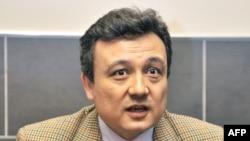 세계위구르의회의 돌쿤 이사 의장. (자료사진)