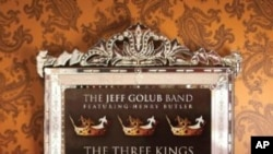 "Na albumu ""Three Kings"" Jeff Golub odaje počast trojici kraljeva bluesa"