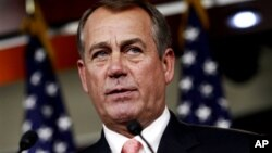 Luego de dos semanas de negociaciones, Boehner dijo no tener idea de lo que la Casa Blanca está dispuesta a hacer.