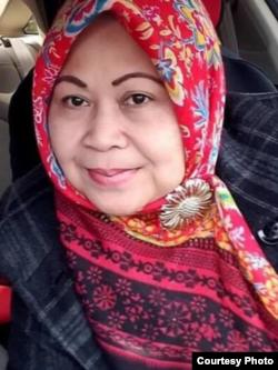 Warga Indonesia, Lely Rustiati di Maryland (dok: Lely Rustiati)