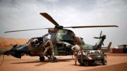 Les forces françaises à Gao au Mali le 1er août 2019. (Photo Reuters/Benoit Tessier)