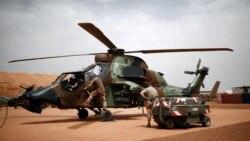 Treize militaires français tués dans une collision d'hélicoptères