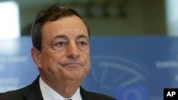 歐洲央行行長德拉基