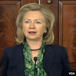 Hillary Clinton, državna tajnica SAD