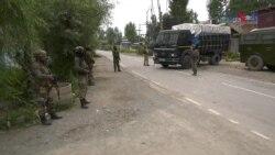 کشمیر میں پولیس مرکز پر حملہ