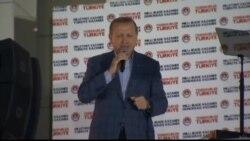 Erdoğan'ın Balkon Konuşması