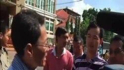 柬埔寨法院將勞工活動人士定罪後釋放