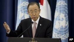 Ban Ki-moon.