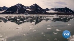 New Satellite Imagery Shows Extent of Ice Melt