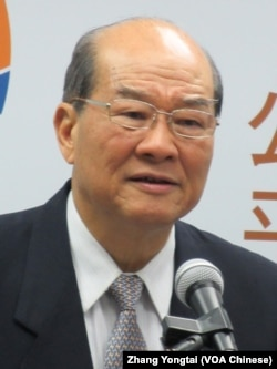 台聯黨主席 黃昆輝