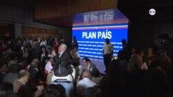 Juan Guaidó denunció acoso a su familia