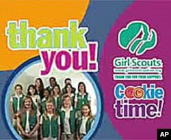 Enabling Cookies: Girl Scouts Take Sales Online