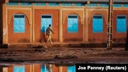 Ecole au Niger.