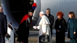 Le Pape en visite au Panama