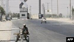 Derîyê Refah ya navbera Misir û Kerta Gazayê