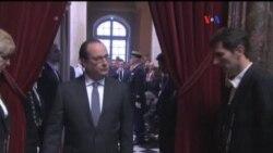 "Hollande: ""Francia está en guerra"""
