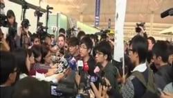 香港學聯代表回鄉證被註銷被拒登機赴京