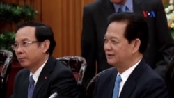 Trang về Thủ tướng Dũng 'làm mưa làm gió' trên mạng
