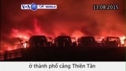 Ít nhất 50 người chết trong vụ nổ ở Thiên Tân (VOA60)