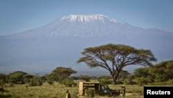 Akarere ka Kilimanjaro muri Tanzania