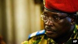 布基纳法索总统卫队中校亚库巴.齐达