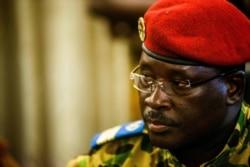 Général Isaac Zida interviewé par radio Savane FM