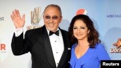 Gloria Estefan es ganadora de siete premios Grammy y su esposo Emilio es un reconocido músico y productor.