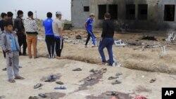 تعداد کشته ها حمله انتحاری، ۱۴ نفر گزارش شده است.