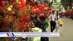 Tết không 'ấm no' của người dân vườn rau Lộc Hưng