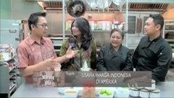 Usaha Warga Indonesia di Amerika (1)
