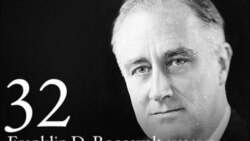 Franklin D. Roosevelt was the 32nd president of the United States.