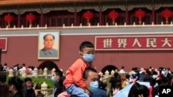 中國政府鼓勵鼓勵民眾勇於生育