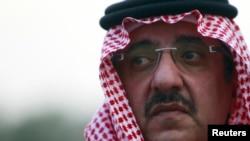Putra Mahkota dan Menteri Dalam Negeri Arab Saudi Pangeran Mohammed bin Nayef.