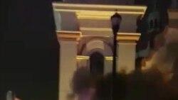 Violenica en Honduras llegó a la Catedral de San Pedro Sula
