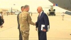 EE.UU. visita sorpresa a Irak
