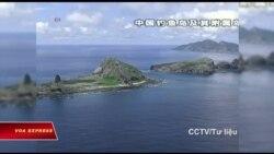 Nhật: Tàu TQ tiến gần khu vực tranh chấp sau chuyến thăm của ông Mattis
