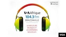 104.3 à Brazzaville et 98.3 à Pointe Noire.