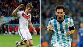 Elefanti parashikon fitoren e Argjentinës