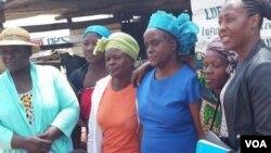 Shirikadzi dziri kugara muBotswana