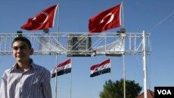 ترکی اور شام کی سرحد (فائل فوٹو)