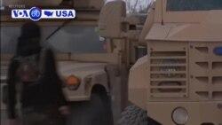 Manchetes Americanas 20 fevereiro: Milícia ameaça Estados Unidos