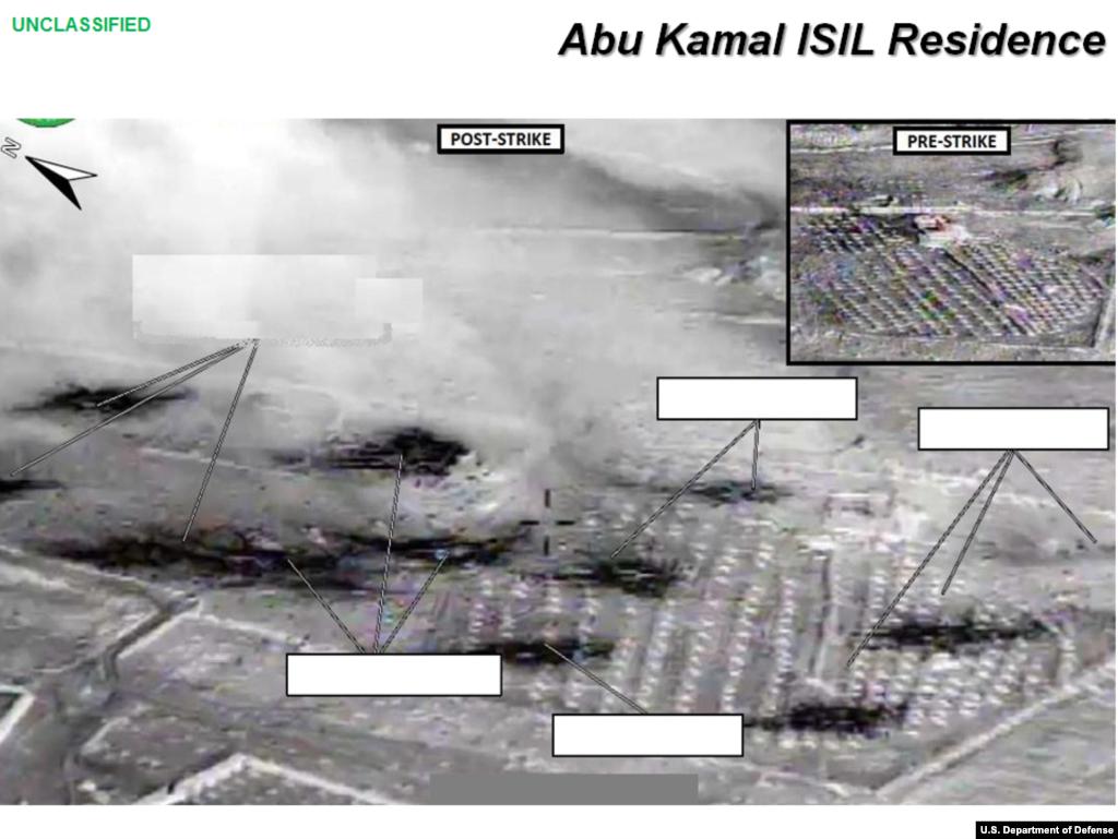 Ураження цілі у місті Ракка, Сирія.