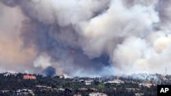 Cháy rừng ở tiểu bang Colorado