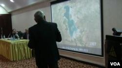 Urmiya gölü ilə bağlı konfrans
