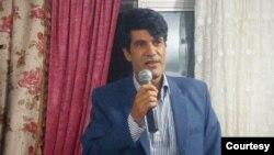 رحیم غلامی شاعر و نویسنده آذربایجانی (ترک)